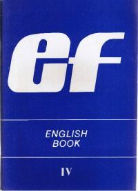 EF English Book IV.