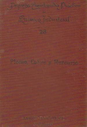 PEQUEÑA ENCICLOPEDIA DE QUIMICA INDUSTRIAL PRACTICA. Nº28: VV. AA.