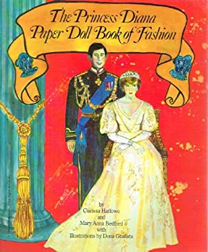 The Princess Diana Paper Doll Book of: Harlowe, Clarissa; Mary