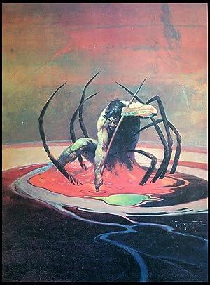 Spiderman - Print: Frank Frazetta