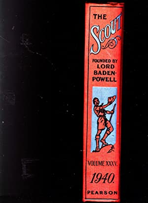 The Scout Annual for 1940. Volume XXXV. 5 August 1939 to 27 July 1940. The only Weekly Official ...