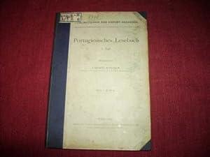 Portugiesisches Lesebuch I. Teil.: Kolisch: