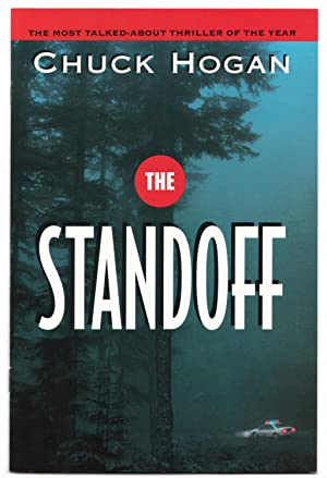 The Standoff: Eight page illustrated cardstock promotional brochure.