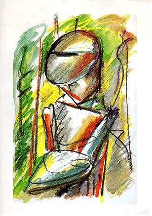 Gemälde und Arbeiten auf Papier. Kunsthalle Nürnberg,: Reme, Jörg: