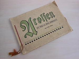 Arolsen. Ein Buch von stillen Schönheiten.: Arolsen. - Klocke, Fritz: