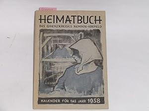 Heimatbuch 1958. des Grenzkreises Kempen-Krefeld 9. Folge: Diverse