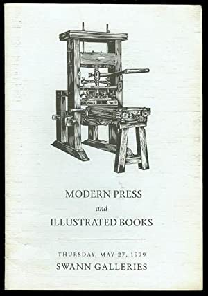 Modern Press and Illustrated Books (Public Auction: Swann Galleries
