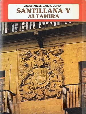 SANTILLANA Y ALTAMIRA: García Guinea. Miguel