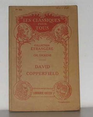 David copperfield: Dickens Ch