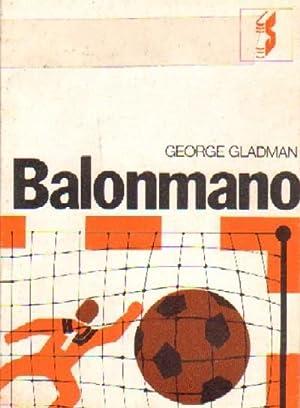 BALONMANO: GLADMAN, GEORGE