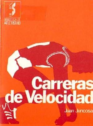 Imagen del vendedor de CARRERAS DE VELOCIDAD a la venta por Librería Raimundo