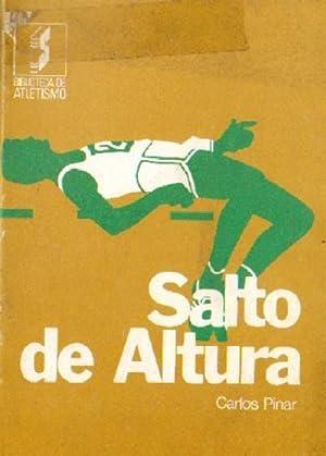 Imagen del vendedor de SALTO DE ALTURA a la venta por Librería Raimundo