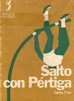 Imagen del vendedor de SALTO CON PERTIGA a la venta por Librería Raimundo