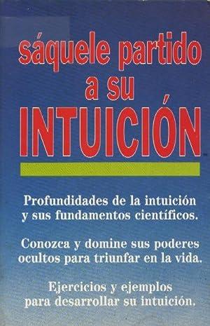 SAQUELE PARTIDO A SU INTUICION: ALVAREZ DEL REAL,