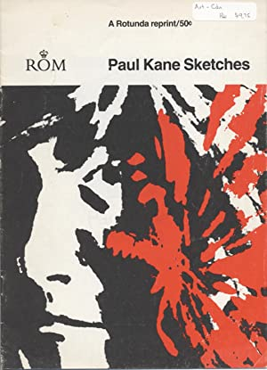 Paul Kane Sketches: Wood, Kathleen