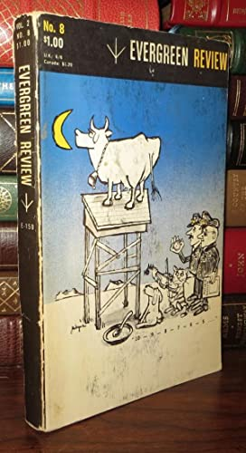 EVERGREEN REVIEW VOL. 2 NO. 8 SPRING 1959: Rosset, Barney, Ed. E. E. Cummings, Robert Lowell, John ...