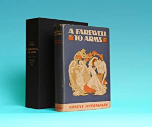A Farewell To Arms - 1st Edition/1st Printing