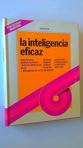 La Inteligencia Eficaz: Alain Sarton