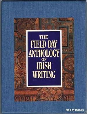 The Field Day Anthology Of Irish Writing: Seamus Deane (editor)