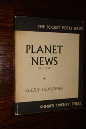 Planet News (signed by Lawrence Ferlinghetti - editor)