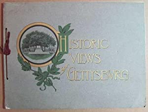 Historic Views of Gettysburg: Illustrations and Half-tone: Miller, Robert C.