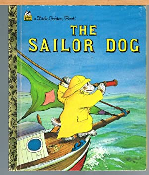 SAILOR DOG; a Little Golden Book