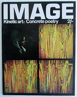 Image - Kinetic Art: Concrete Poetry: Philip Steadman (ed.);