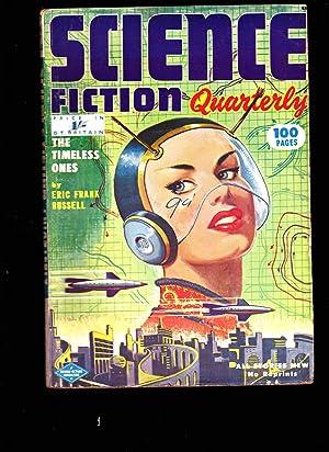 Science Fiction Quarterly. No. 4. BRITISH EDITION. November 1952.: Robert W. Lowndes: Editor