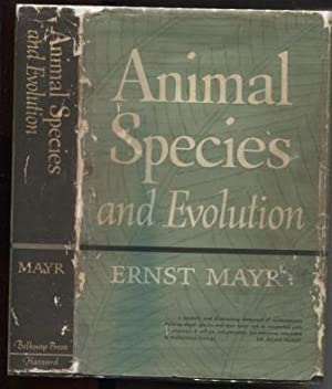 Animal Species and Evolution