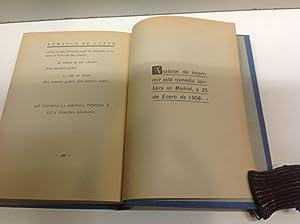 ROMANCE DE LOBOS PRIMERA EDICION 1908: VALLE INCLAN, RAMON Mª DEL