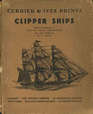 Clipper Ships. Currier & Ives Prints No.: Currier & Ives