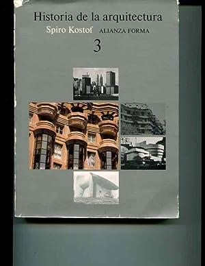 Historia de la arquitectura/ History of Architecture: Kostof, Spiro