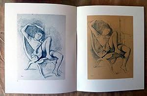 Balthus dessins et aquarelles. Galerie Claude Bernard-Paris. Catalogue de l'exposition d'...