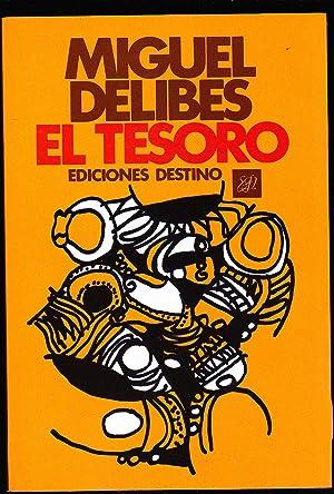 EL TESORO (2ª edición) Colecc Ancora y: MIGUEL DELIBES