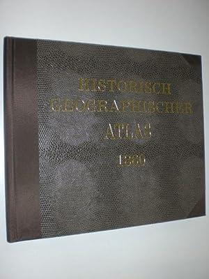 Historisch-geographischer Atlas. Zwei und zwanzig illuminierte Karten in Kupferstich. Reprint von ...