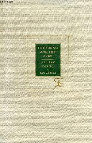 THE SOUND AND THE FURY, & AS: FAULKNER WILLIAM