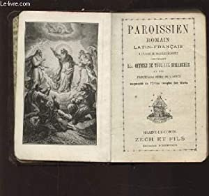 PAROISSIEN ROMAIN - N°134 - EN LATIN: COLLECTIF