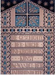 Die Geschichte der deutschen Kirche und kirchlichen Kunst im Wandel der Jahrhunderte.: Buchwald, ...