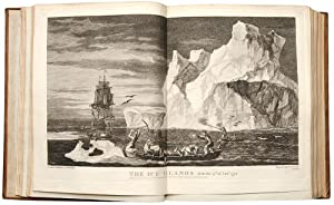 A Voyage towards the South Pole, and: COOK, Capt. James