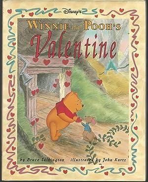 Winnie the Pooh's Valentine: Milne, A.A.(Alan Alexander)