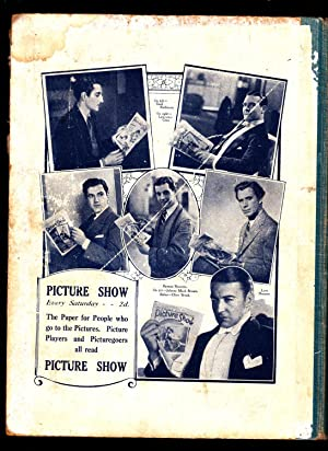 The Picture Show Annual for 1931. The Year's Best in Pictures. Front cover: RONALD COLEMAN and ...