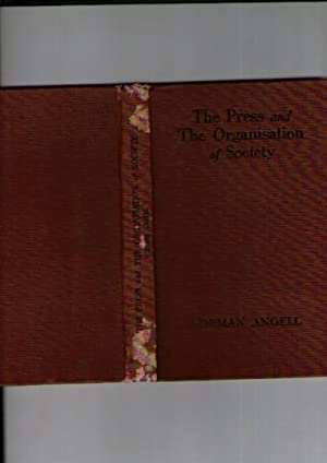 Press And The Organisation Of Society, The