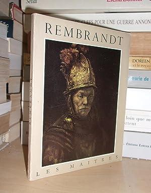 REMBRANDT : 1606-1669: FIERENS Paul