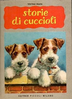 Storie di cuccioli scritte e illustrate da: Martin Winifred