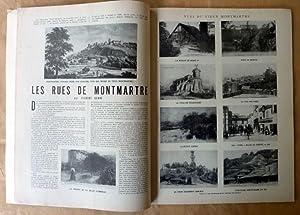 Crapouillot. Numéro Spécial Montmartre. N°45.: Galtier-Boissière.
