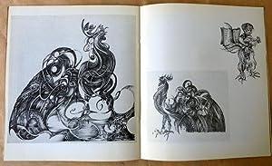 Roland Grunberg. Catalogue d'exposition à Nancy 1967.: Roland Grunberg].
