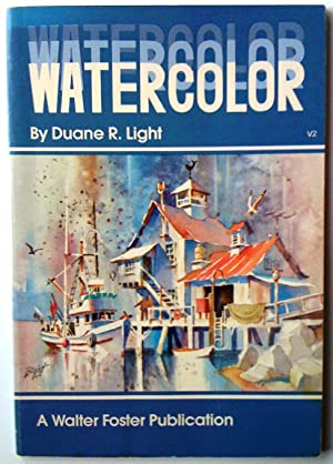 Artist Library Series Light Watercolor by Duane R NEW