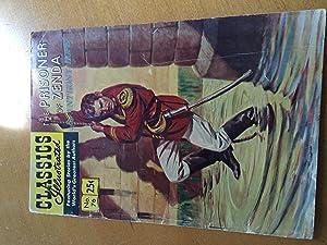 Classics Illustr.ated No76, The Prisoner of Zenda: Anthony Hope