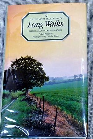 The National Trust Book of Long Walks: Adam Nicolson, Charlie