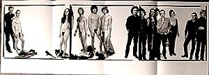 EGOISTE # 10 Warhol by Avedon Showing Scars
